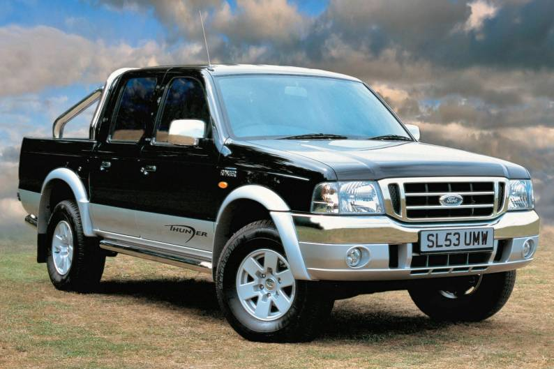 Ford Ranger 1999 2006 Used Car Review Car Review