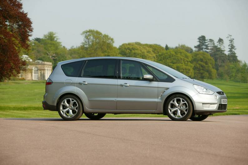 Ford S-MAX (2006 - 2010) review