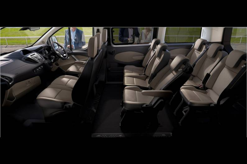 Ford Tourneo Custom review