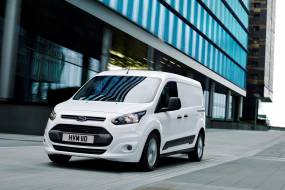 Ford Transit Connect Range review
