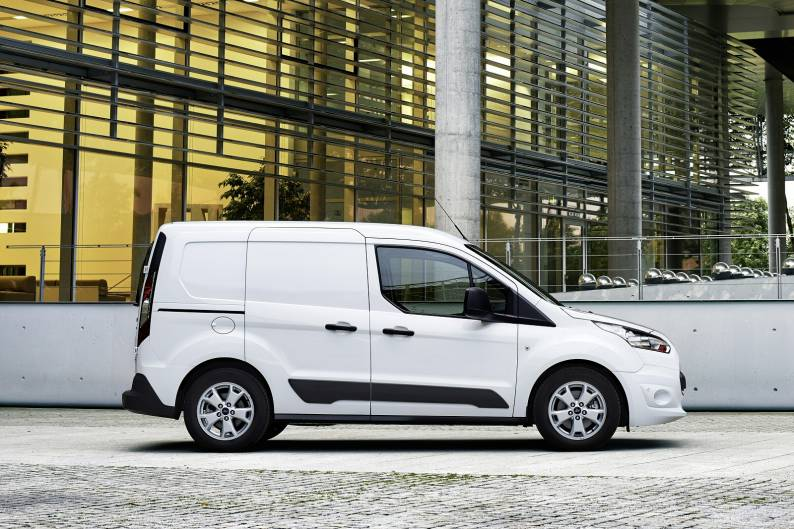Ford Transit Connect review