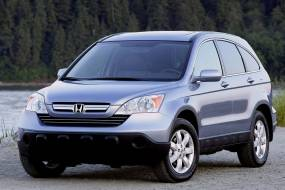 Honda CR-V (2006 - 2009) review