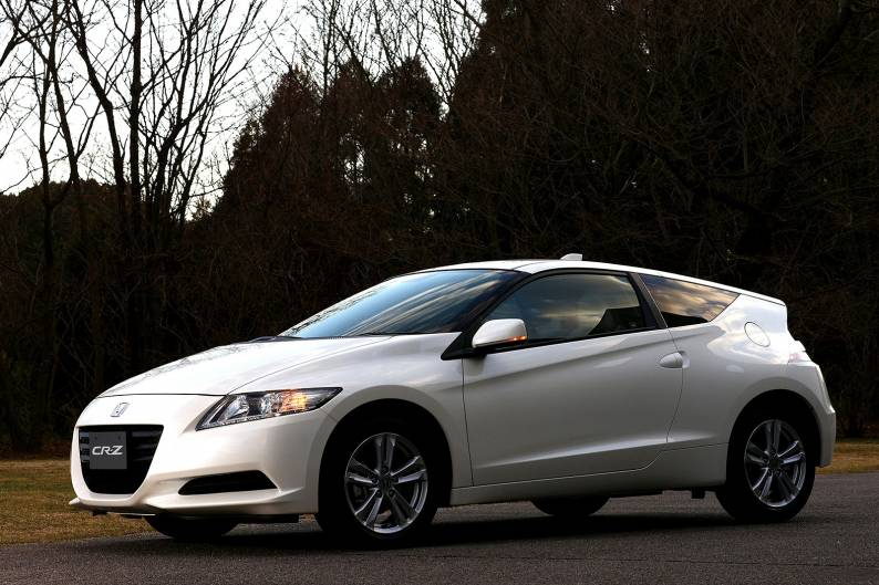 honda cr z 2010 2012 used car review review car review rac drive. Black Bedroom Furniture Sets. Home Design Ideas