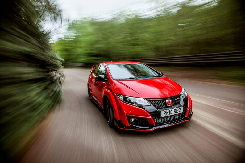 Honda Civic Type R review