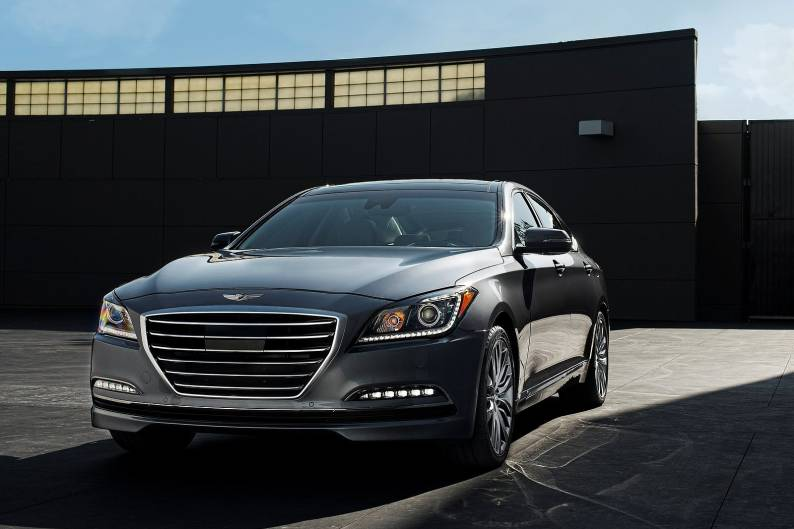 Hyundai Genesis review