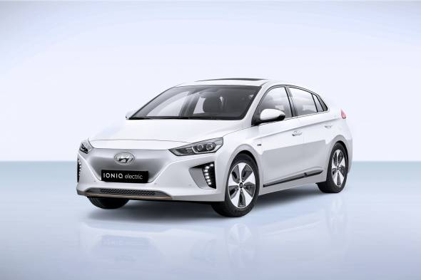 Hyundai IONIQ review