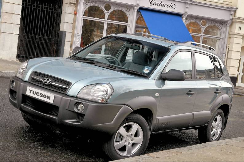 Hyundai Tucson (2004 - 2009) review