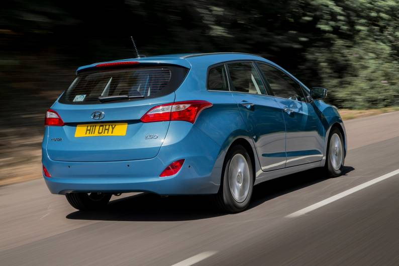 Hyundai i30 Tourer review