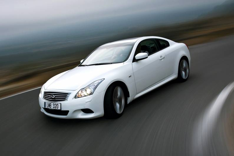 Infiniti G37 Coupe (2009 - 2013) review