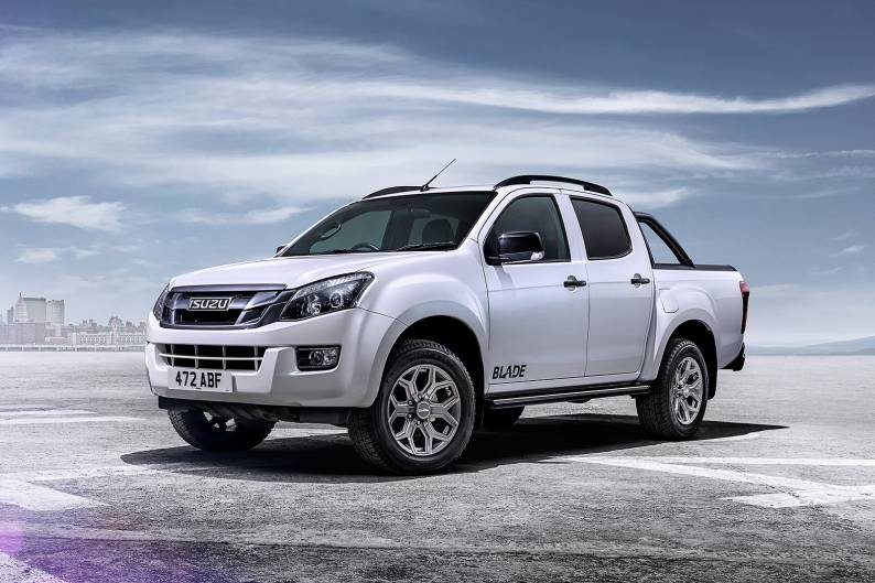 Isuzu D-Max Blade review