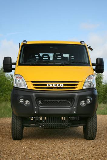 Iveco ECODAILY Crew Cab 4x4 review