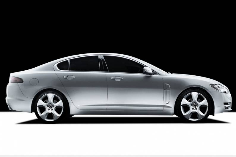 jaguar xf 2008 2010 used car review review car review rac drive. Black Bedroom Furniture Sets. Home Design Ideas