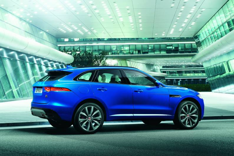 Jaguar F-PACE review