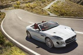 Jaguar F-TYPE Convertible review