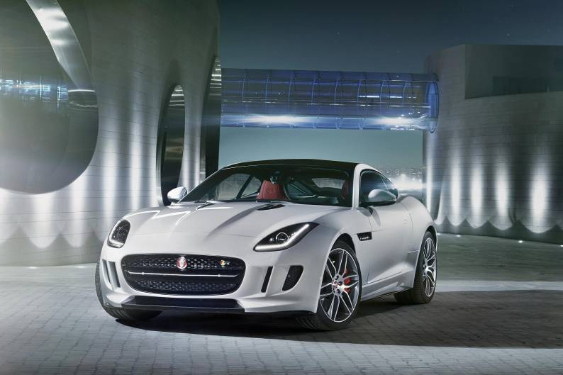Jaguar F-TYPE R Coupe review