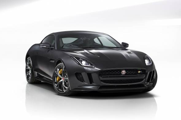 Jaguar F-TYPE Coupe V6 R-Dynamic AWD review