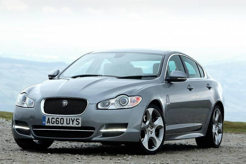 jaguar xf 2008 2010 used car review review car. Black Bedroom Furniture Sets. Home Design Ideas