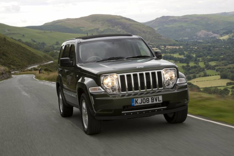 Jeep Cherokee (2008 - 2010) review