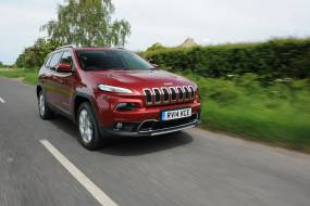 Jeep Cherokee Longitude review