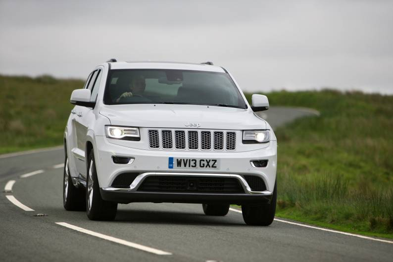 Jeep Grand Cherokee 3.0 V6 CRD Summit review
