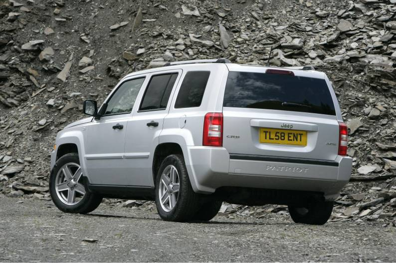 Jeep Patriot (2007 - 2008) used car review