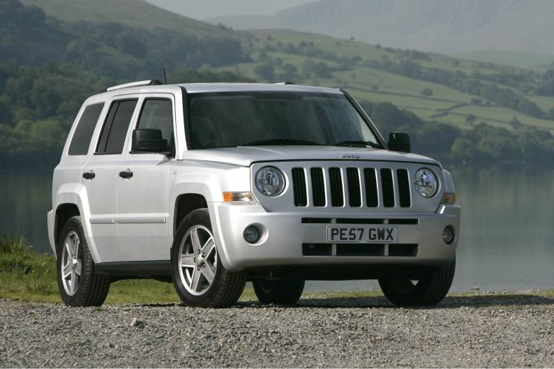 jeep patriot 2007 2008 used car review review car review rac drive. Black Bedroom Furniture Sets. Home Design Ideas