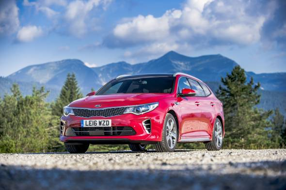 Kia Optima Sportswagon review