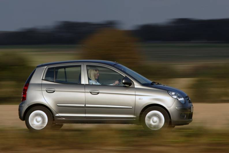 Kia Picanto (2004 - 2011) used car review