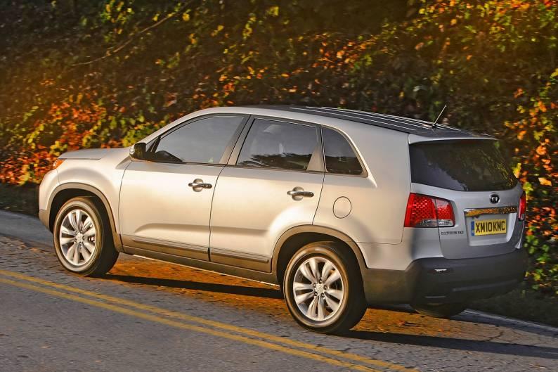kia sorento 2010 2012 used car review review car review rac drive. Black Bedroom Furniture Sets. Home Design Ideas