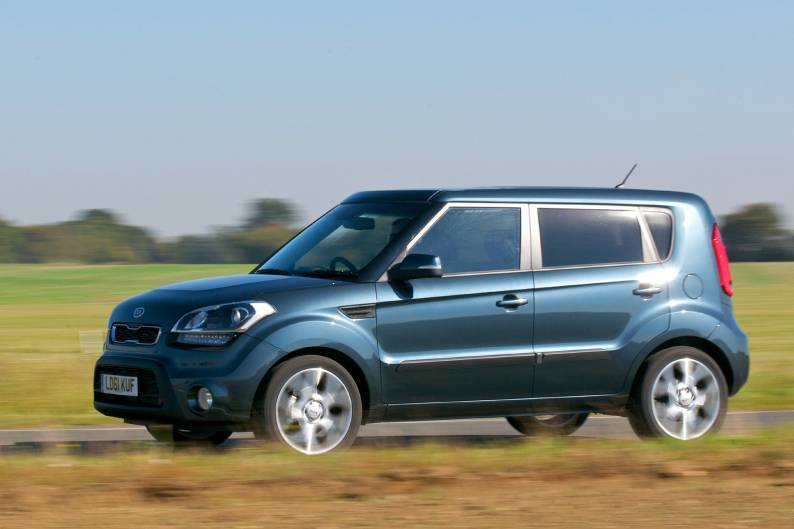 Kia Soul (2012 - 2013) used car review