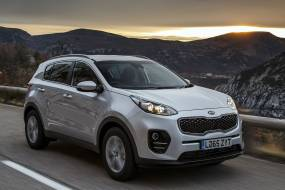 Kia Sportage 2.0 CRDi review
