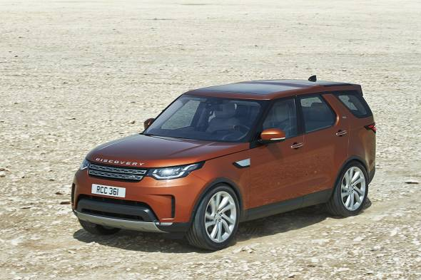 Land Rover Discovery - PREVIEW review