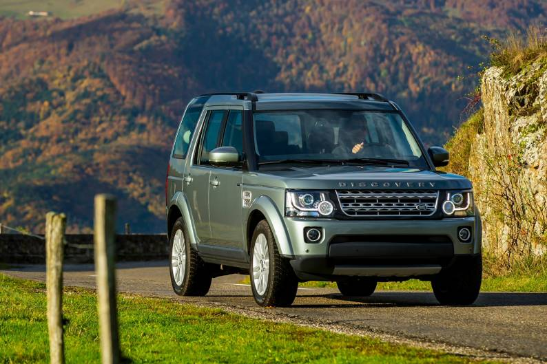 Land Rover Discovery SDV6 HSE review