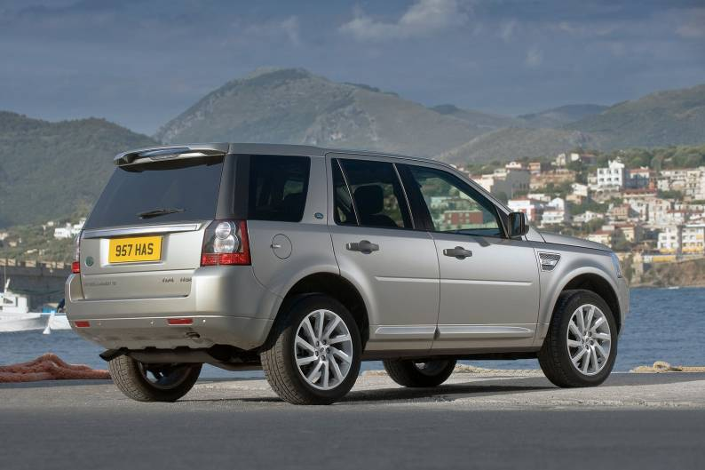 Land Rover Freelander 2 (2010 - 2012) review