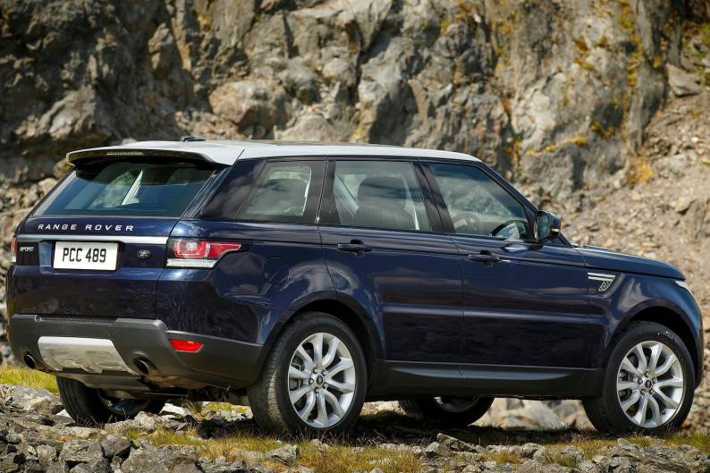 Land Rover Range Rover Sport SDV6 review