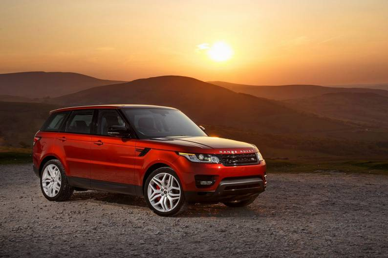 Land Rover Range Rover Sport SDV8 review