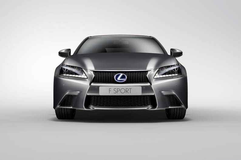 Lexus GS F SPORT review