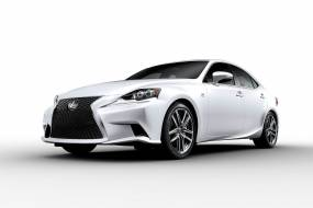 Lexus IS review