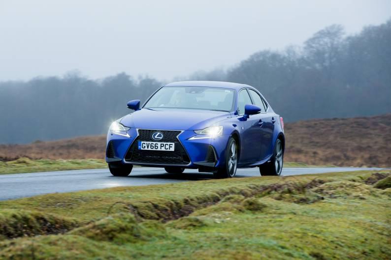 Lexus Is 300h Review Review Car Review Rac Drive