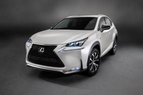 Lexus NX 200t F Sport review