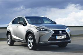 Lexus NX 300h S review