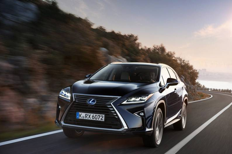 Lexus RX review
