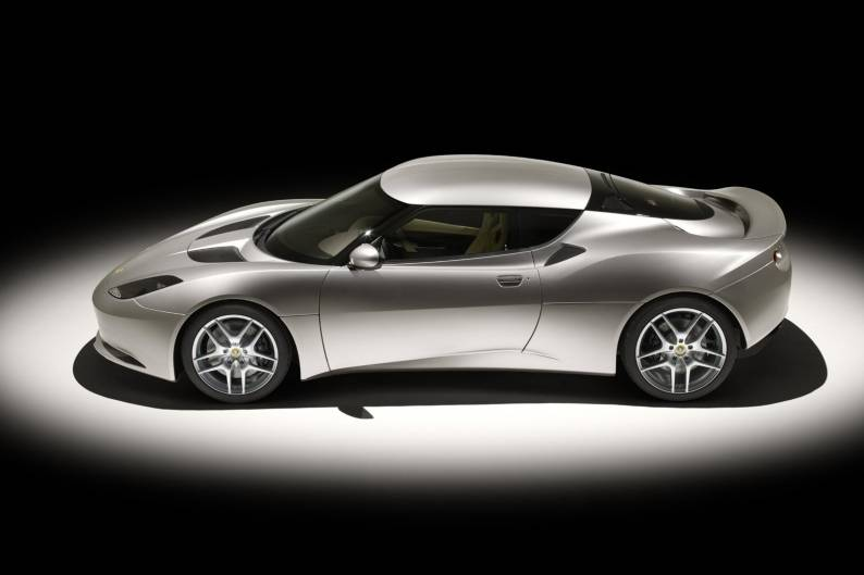 Lotus Evora review