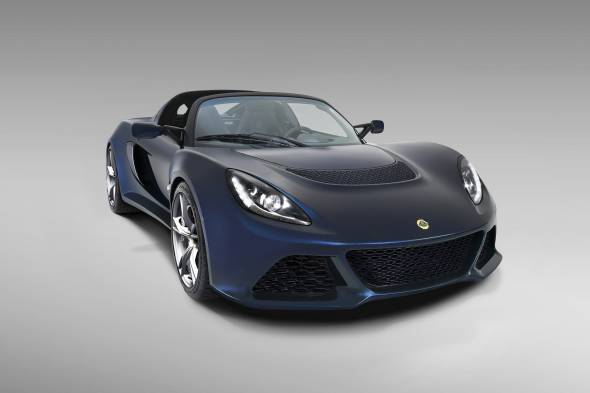 Lotus Exige Roadster review