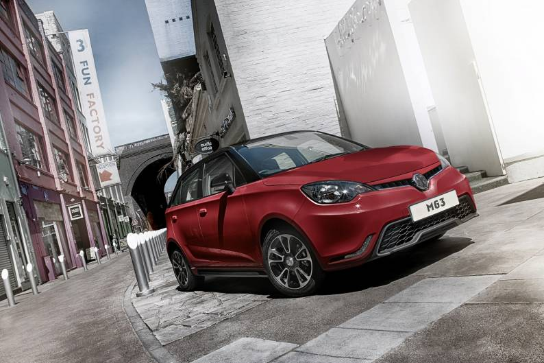 MG3 review