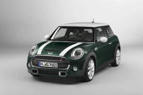 MINI 3-door hatch Cooper SD review