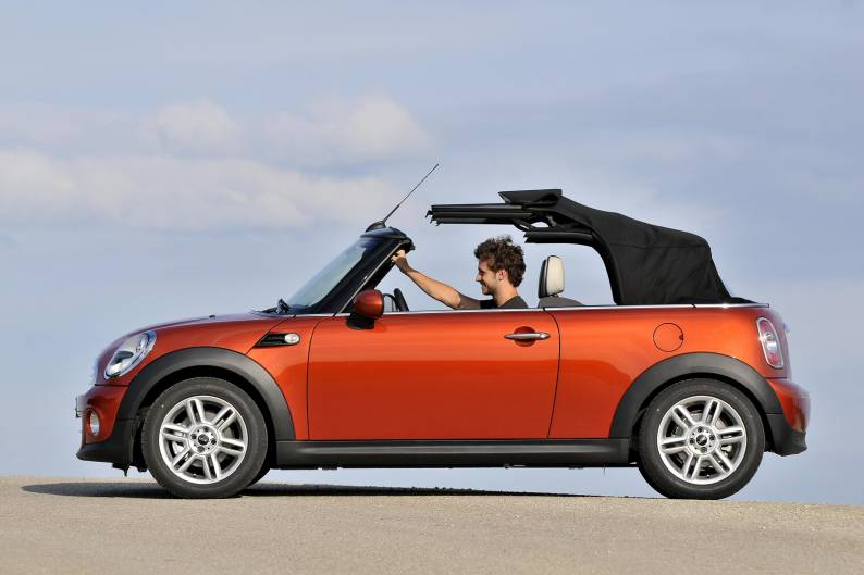 MINI Convertible (2009-2015) review