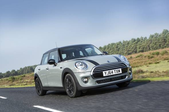 MINI 5-Door Hatch Cooper D review