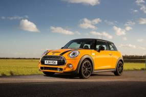 MINI 3-Door Hatch Cooper S review