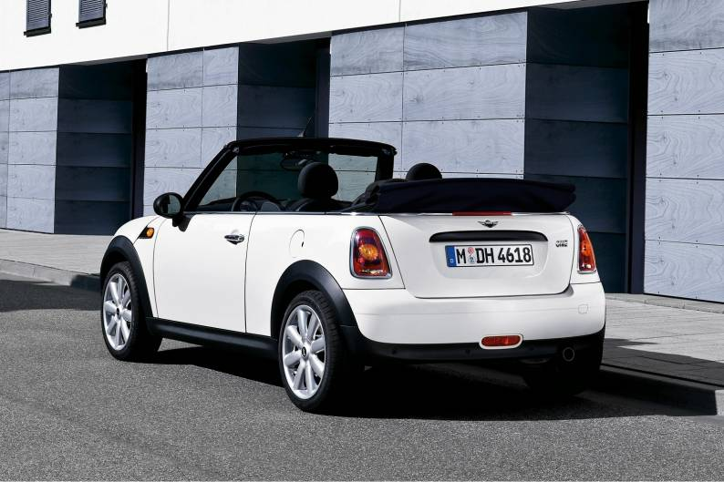 MINI One Convertible review
